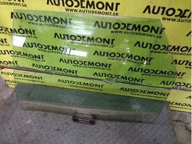 Rear left glass 8E9 8E0 8E - Audi A4 B6 8E 2002 Avant Quattro 2.5 TDI 132 kW AKE FTM