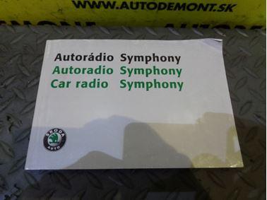 - Radio´s guide Symphony - Skoda