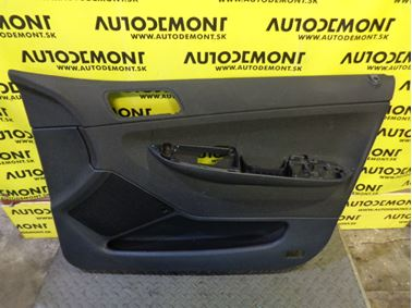 Front right door trim panel 6Y0867134 - Skoda Fabia 1 6Y 2006 Combi 1.4 Tdi 55 kW AMF GGV