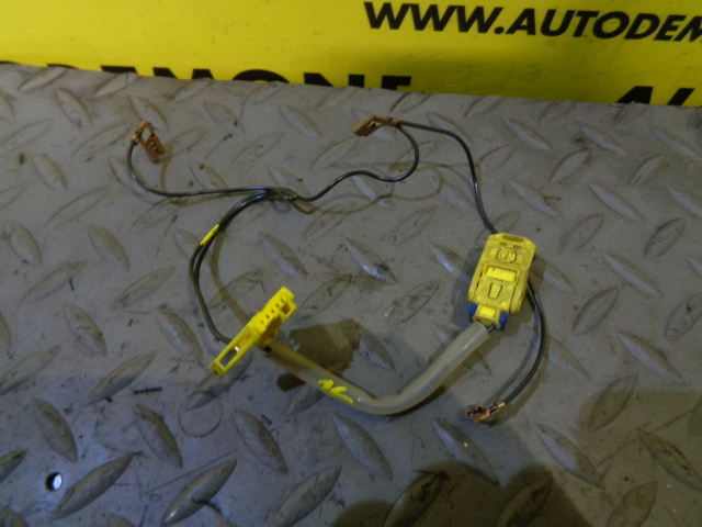airbag wiring harness 4b0971589e driver airbag wiring harness audi   vw   skoda used  driver airbag wiring harness