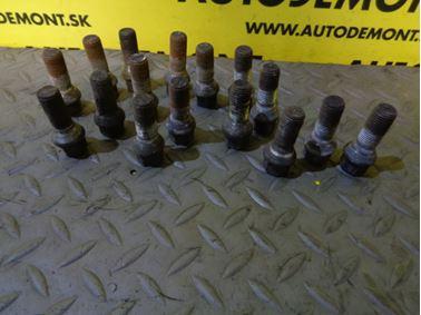 - Wheel nut bolts