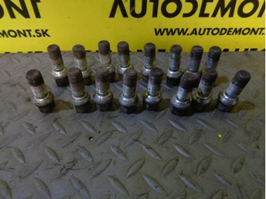 - Wheel nut bolts