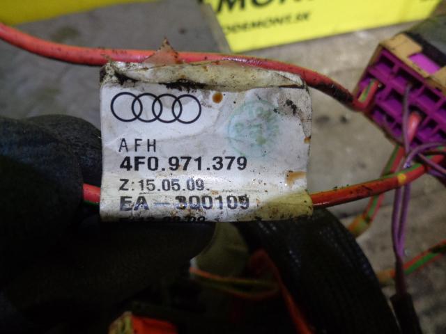Engine Wiring Harness 4f1971072mn 4f1971284g 4f0971379