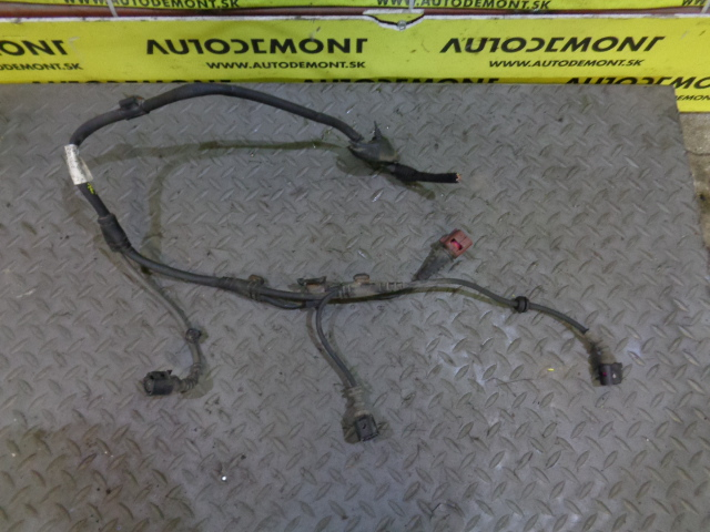 electromechanical parking brake wiring harness 4f0972253r - audi a6 c6 4f  2008 allroad avant quattro 3 0 tdi 171 kw asb khc   audi * vw * skoda used  parts