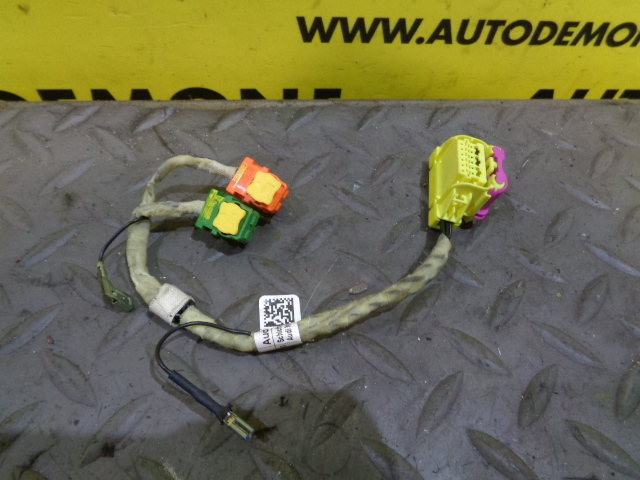 4E0971589B - Driver Airbag Wiring Harness on