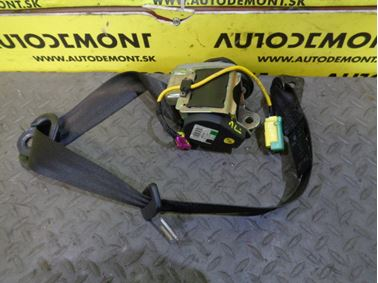 Rear Right Seat Belt 3D0857806J - Volkswagen VW Phaeton 3D 2003 Limousine 3.2 177 kW AYT GDE