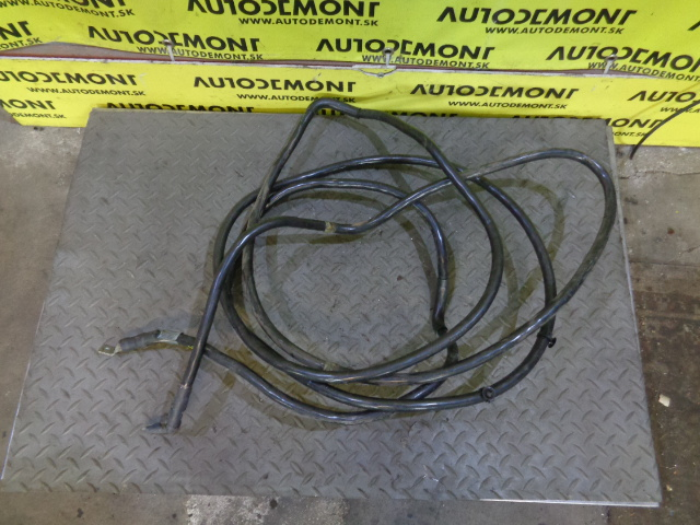 Brilliant Alternator Wiring Harness 3D1971349 Volkswagen Vw Phaeton 3D 2003 Wiring Database Aboleterrageneticorg