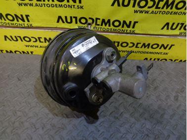 Brake booster with brake master cylinder 4B3612105 4B3612107 - Audi A4 B5 8D 2000 Avant 1.9 Tdi 85 kW AJM DUK
