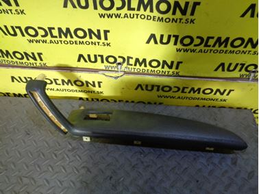 Rear right opener handle 3D4867180 3D4867180A - Volkswagen VW Phaeton 3D 2003 Limousine 3.2 177 kW AYT GDE