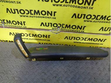 Front right opener handle 3D1867180 3D1867180C 3D1867180D 3D1867180E - Volkswagen VW Phaeton 3D 2003 Limousine 3.2 177 kW AYT GDE