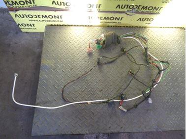 Front Right Door Wiring Harness 8D1971663AM 8D1971807CR 8D1972235C 8D1971733AF - Audi A4 B5 8D 2000 Avant 1.9 Tdi 85 kW AJM DUK