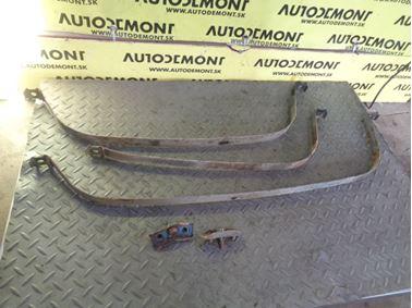 Fuel tank holders 8D0201653B 8D0201654T 8D0201654C 8D0201661 - Audi A4 B5 8D 2000 Avant 1.9 Tdi 85 kW AJM DUK
