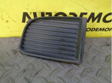 Left bumper cover 6Y0807367A - Skoda Fabia 1 6Y 2002 Combi 1.9 Sdi 47 kW ASY