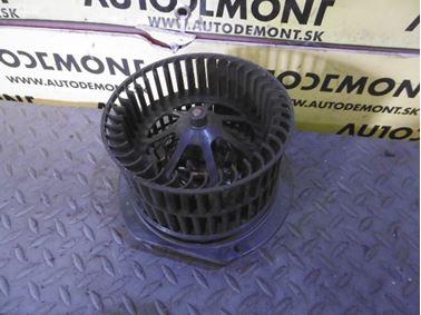 7M0819021 7M0819021B - Heater blower motor and fan