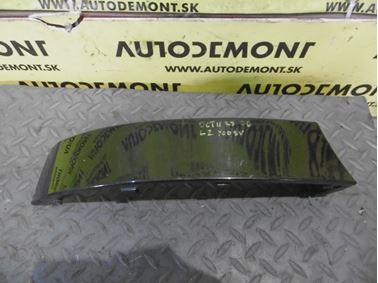 1Z5813345 - Rear Left Side Bumper Moulding Trim - Škoda Octavia II Limousine 2004 - 2013