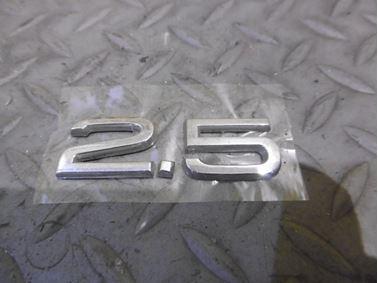 4B0853743Q - Emblem & Badge 2.5