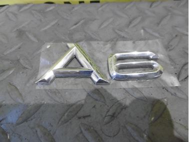 4B0853741C - Emblem & Badge - Audi A6 1995 - 2005 A6 Allroad 2000 - 2006