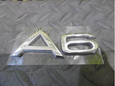 4B0853741C - Emblem & Badge - Audi A6 1995 - 2005 A6 Allroad 2000 - 2006
