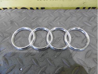 8D5853742 - Rear Emblem & Badge AUDI - Audi A4 Limousine 1995 - 2001
