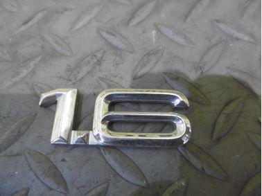 8D5853743 - Emblem & Badge - Audi A4 Limousine 1999 - 2001