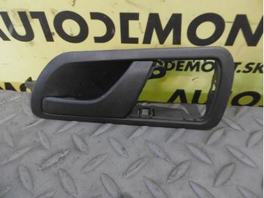 Rear left interior door handle 6Y6839247 - Skoda Fabia 1 6Y 2002 Combi 1.9 Sdi 47 kW ASY FCX