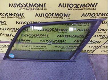 Rear right luggage glass 4B9845300AQ - Audi A6 C5 4B 2003 Allroad Avant Quattro 2.5 TDI 132 kW AKE EYJ