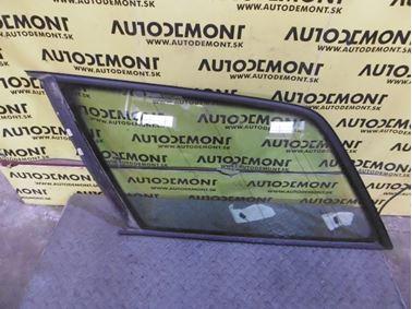 Rear left luggage glass 4B9845299AQ - Audi A6 C5 4B 2003 Allroad Avant Quattro 2.5 TDI 132 kW AKE EYJ