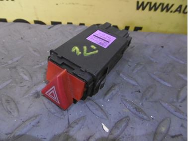 Hazard light switch 4B0941509D 4B0941509K 4B0941509C - Audi A6 C5 4B 2003 Allroad Avant Quattro 2.5 TDI 132 kW AKE EYJ