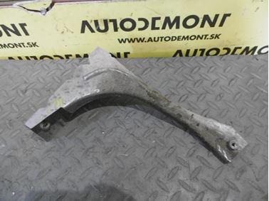 Front right fender holder & bracket 4Z7821136 - Audi A6 C5 4B 2003 Allroad Avant Quattro 2.5 TDI 132 kW AKE EYJ