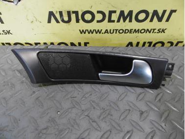 Front right interior door handle 4B1837020 - Audi A6 C5 4B 2003 Allroad Avant Quattro 2.5 TDI 132 kW AKE EYJ