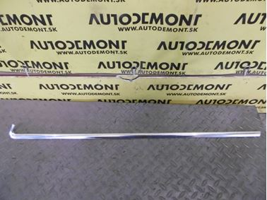 Rear Right Window Molding Trim 4B9853346 - Audi A6 C5 4B 2003 Allroad Avant Quattro 2.5 TDI 132 kW AKE EYJ