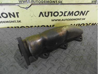 Exhaust pipe 059253033C 059253033M - Audi A6 C5 4B 2003 Allroad Avant Quattro 2.5 TDI 132 kW AKE EYJ