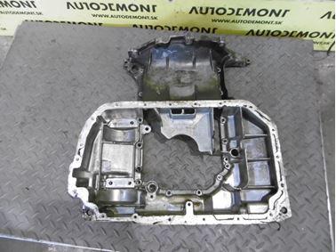 Oil sump - upper 059103603M - Audi A6 C5 4B 2003 Allroad Avant Quattro 2.5 TDI 132 kW AKE EYJ