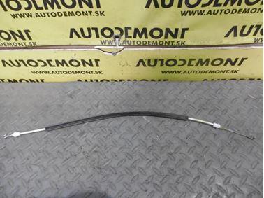 Rear Left Door Lock Bowden Cable 4B0839085 - Audi A6 C5 4B 2003 Allroad Avant Quattro 2.5 TDI 132 kW AKE EYJ