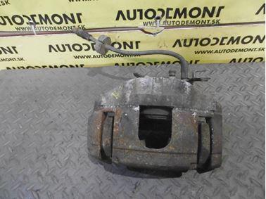 Front right brake caliper 4B0615124A 4B0615125D - Audi A6 C5 4B 2003 Allroad Avant Quattro 2.5 TDI 132 kW AKE EYJ