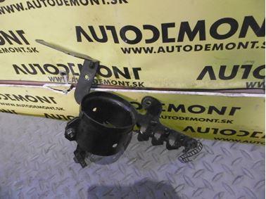 Fuel filter holder & bracket 4Z7201987A - Audi A6 C5 4B 2003 Allroad Avant Quattro 2.5 TDI 132 kW AKE EYJ