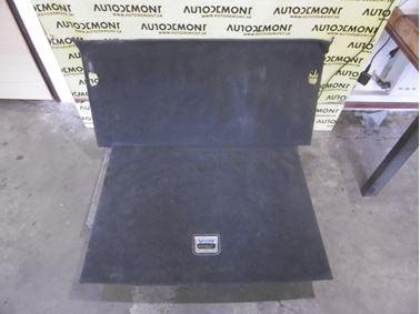 Luggage carpet & floor trim cover 4B9863462E - Audi A6 C5 4B 2003 Allroad Avant Quattro 2.5 TDI 132 kW AKE EYJ
