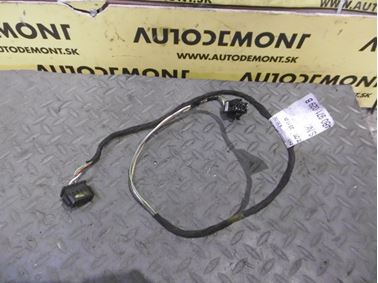Front Left Right Door Wiring Harness 4B0971029B - Audi A6 C5 4B 2003 Allroad Avant Quattro 2.5 TDI 132 kW AKE EYJ