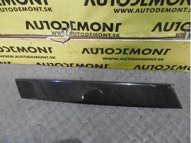 Right rear door window frame trim 4B9853378G - Audi A6 C5 4B 2003 Allroad Avant Quattro 2.5 TDI 132 kW AKE EYJ