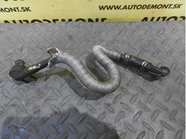 Vacuum pipe 4B0611931 - Audi A6 C5 4B 2003 Allroad Avant Quattro 2.5 TDI 132 kW AKE EYJ
