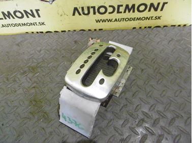 4D0713111E 4D0713243D 4D0713190G 4D0713187A 4D0713189B 4D0713247A - Gear selector cover - Audi A8 1994 - 1999