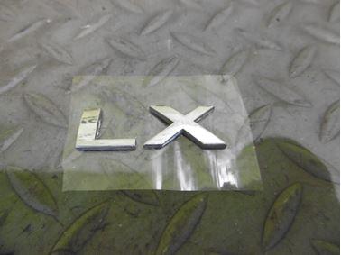 Emblem & Badge LX  - Ford Mondeo MK3 2002 hatchback 2.0 TDDi 85 kW