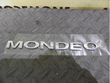 Emblem & Badge Mondeo  - Ford Mondeo MK3 2002 hatchback 2.0 TDDi 85 kW