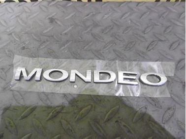 Emblem & Badge Mondeo  - Ford Mondeo MK3 2003 4 dv. sedan 2.0 TDCi 96 kW