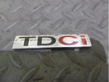 Emblem & Badge TDCi  - Ford Mondeo MK3 2002 hatchback 2.0 TDCi 96 kW MTX75