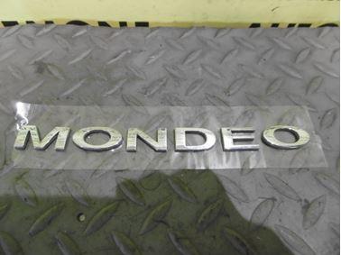 Emblem & Badge Mondeo  - Ford Mondeo MK3 2002 hatchback 2.0 TDCi 96 kW MTX75