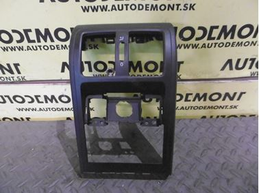Rear air vent holder cover 3C0864298P 3C0864376 - Volkswagen VW Passat B6 3C0 2006 Variant 2.0 Tdi 103 kW BKP HDV