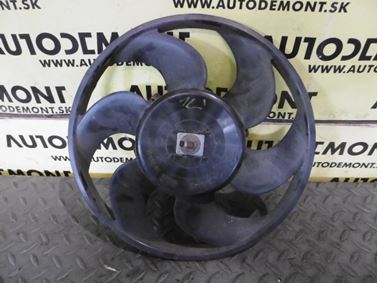 Radiator fan 4569632 5151014 0130303012 487022304 - Ford Mondeo MK3 2001 Turnier Ghia 2.0 TDDi 85 kW