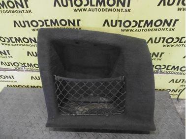 Right Luggage Compartment Cover & Trim 4F9863880B - Audi A6 C6 4F 2008 Avant Quattro S - Line 3.0 Tdi 171 kW ASB KGX