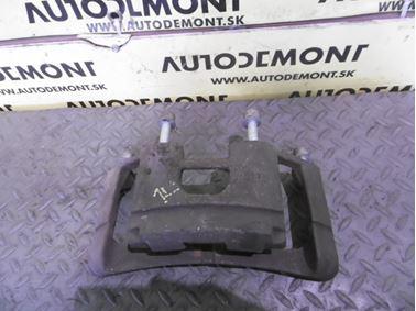 Front right brake caliper 4F0615124 - Audi A6 C6 4F 2006 Avant Quattro 3.0 TDI 165 kW BMK HKG